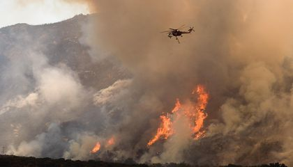 Drones Are Getting in the Way of Firefighters Combating Wilderness Blazes