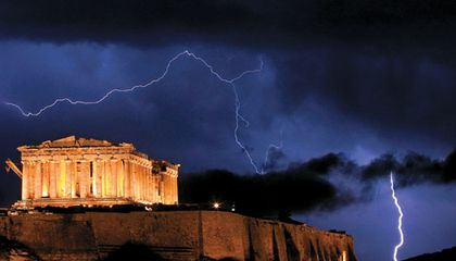Unlocking Mysteries of the Parthenon