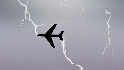 How Things Work: Lightning Protection   Flight Today   Air & Space