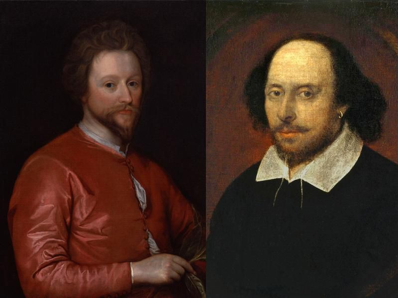John Fletcher and William Shakespeare