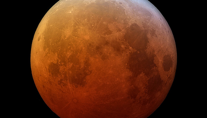 Get Ready for the Super Flower Blood Moon Eclipse Next Week