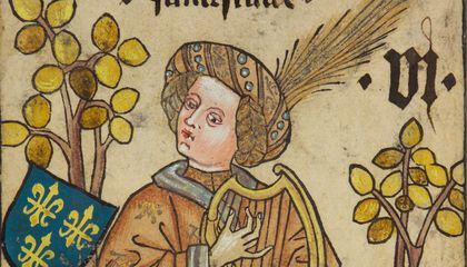 Lavishly Illustrated Medieval Playing Cards Flouted the Church and Law