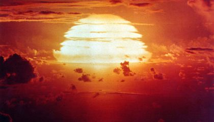Plutonium From Nuclear Tests Lingers in the Atmosphere