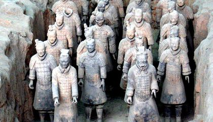 What's Behind China's Professional Tomb Raiding Trend?