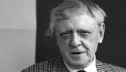 Anthony Burgess' Legendary Dictionary of Slang Lives