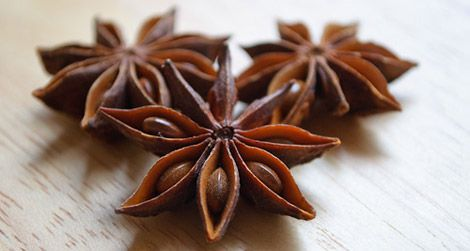 What does one do with star anise?