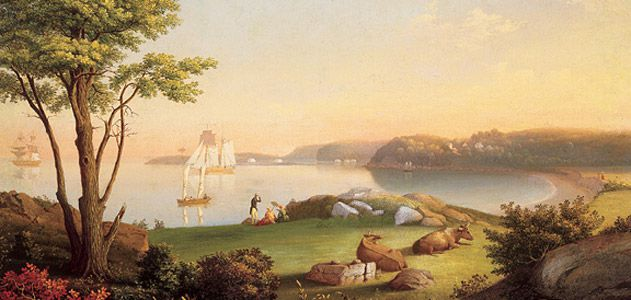 The Grand Women Artists Of The Hudson River School Arts Culture