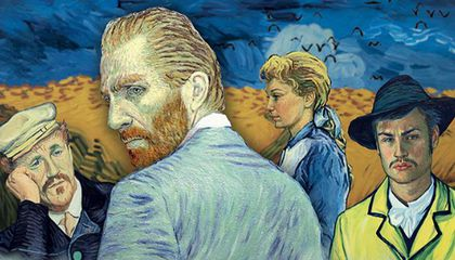 How the Creators of <em>Loving Vincent<em> Brought the