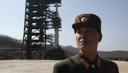 How did North Korea build its own rocket?