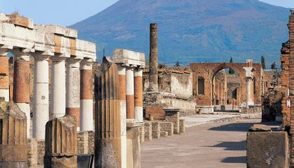 Analysis of Pompeii's Garbage Suggests the Ancient Romans Recycled, Too