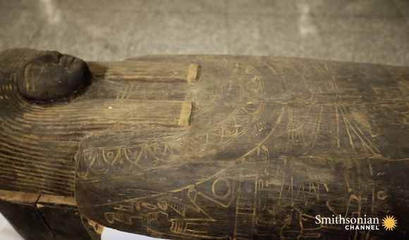 Preview thumbnail for video'This Ancient Egyptian Tomb Was Used for Two Different Burials