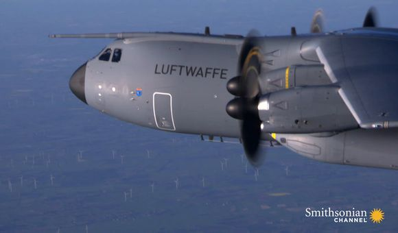Preview thumbnail for video'Why the A400M is the most advanced military transport plane