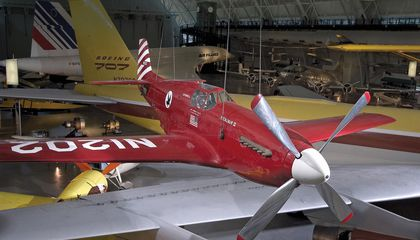 Undistinguished in Combat, This Mustang Became More Famous as a Racer