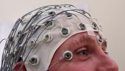 Could This Painless Brain Stimulation Help Treat Depression and Alzheimer's?