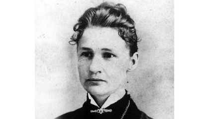 130 Years Ago, Men Against Women's Suffrage Put Susanna Salter's Name on the Ballot