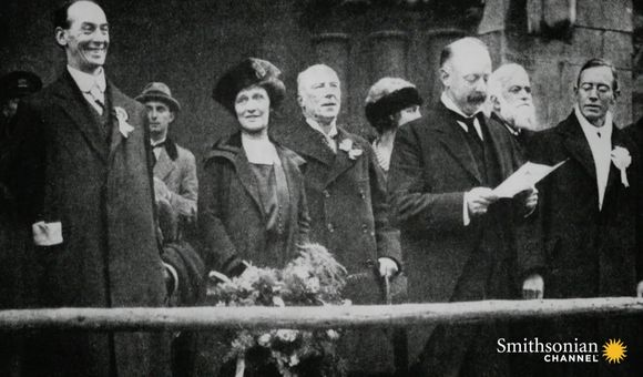 Preview thumbnail for video'The Amazing Rise of Parliament's First Female Member