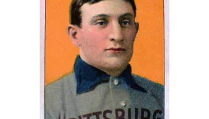 A Brief History of the Honus Wagner Baseball Card