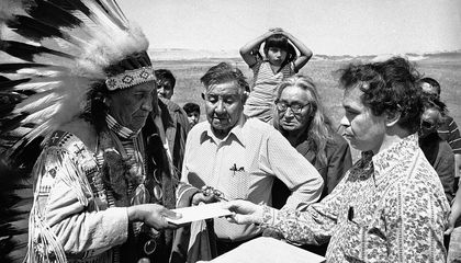 In Memory of Hank Adams, 'The Most Important Indian'