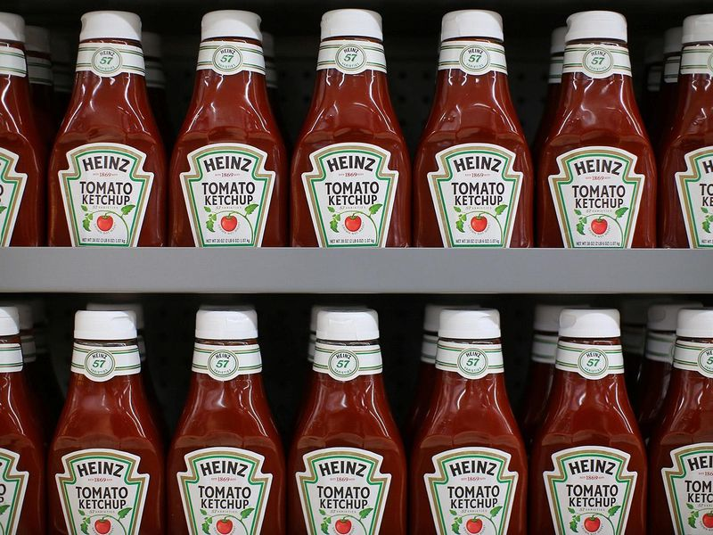 Heinz is why ketchup seemed to become distinctly American.