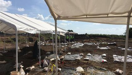 Remains of 95 African-American Forced Laborers Found in Texas