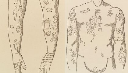 The Victorian Tattooing Craze Started With Convicts and Spread to the Royal Family