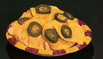 The History of Baseball Stadium Nachos