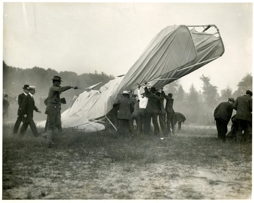 The First Airplane Passenger | History | Air & Space Magazine