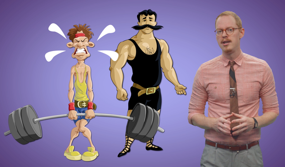 Preview thumbnail for video'Ask Smithsonian: What's Up With Willpower and Why Don't I Have It?