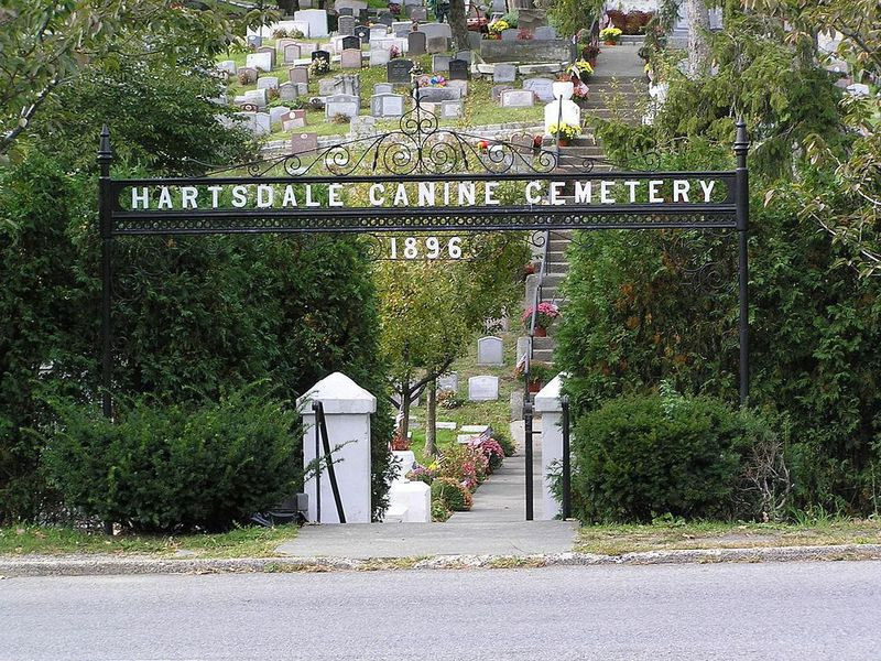 Hartsdale Dog Cemetery