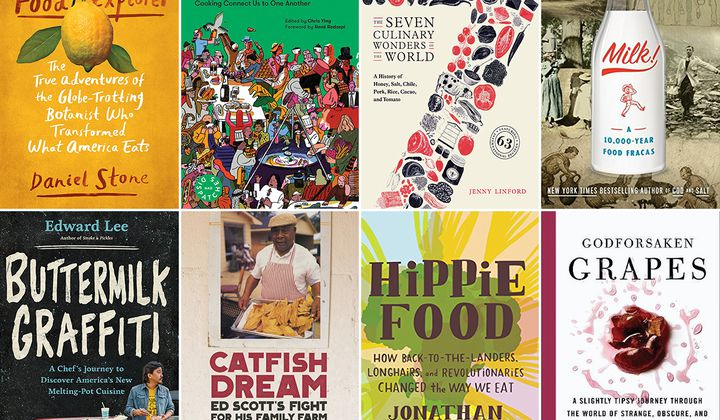 The Ten Best Books About Food of 2018