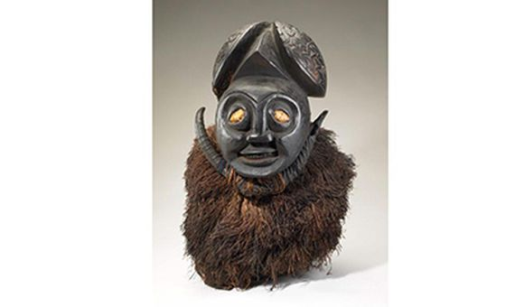 Crest Mask, late 19th to mid-20th century