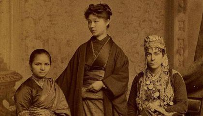 "This 19th Century ""Lady Doctor"" Helped Usher Indian Women Into Medicine"