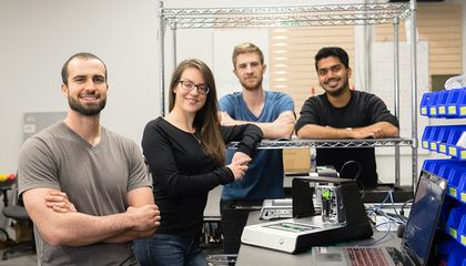 This Year's James Dyson Award Goes to a Circuit Board Printer
