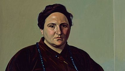 A Visual Biography of Gertrude Stein at the Portrait Gallery