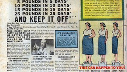 The History of Health Food, Part 3: The Birth of Dieting