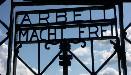 Gate Stolen From Dachau Concentration Camp Recovered in Norway