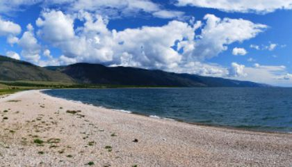 Lake Baikal and More of the Weirdest Lakes of the World