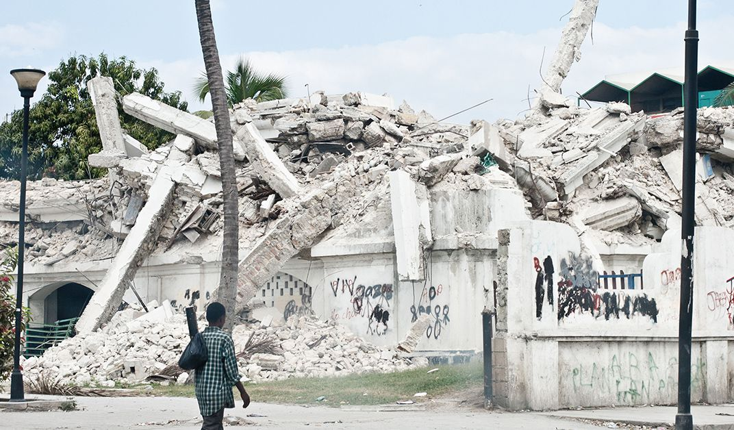 How Haiti's Devastating Earthquake Prompted a Worldwide Effort to Safeguard Cultural Heritage