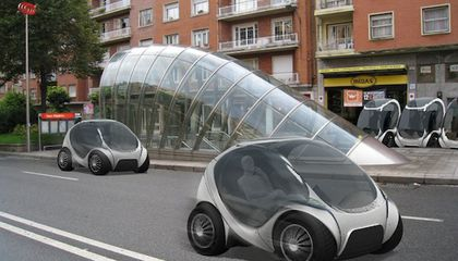 Is This the World's Tiniest Car?
