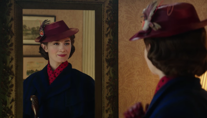 Watch the Teaser Trailer for the Mary Poppins Sequel Starring Lin-Manuel Miranda and Emily Blunt