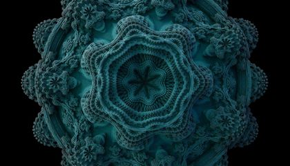 Picture of the Week—A Fractal in 3-D