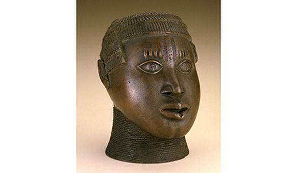 Commemorative Trophy Head, late 15th- early 16th century