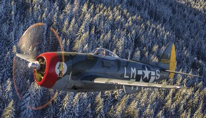 P-47s Did It All