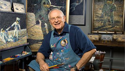 Alan Bean: First Artist on Another World