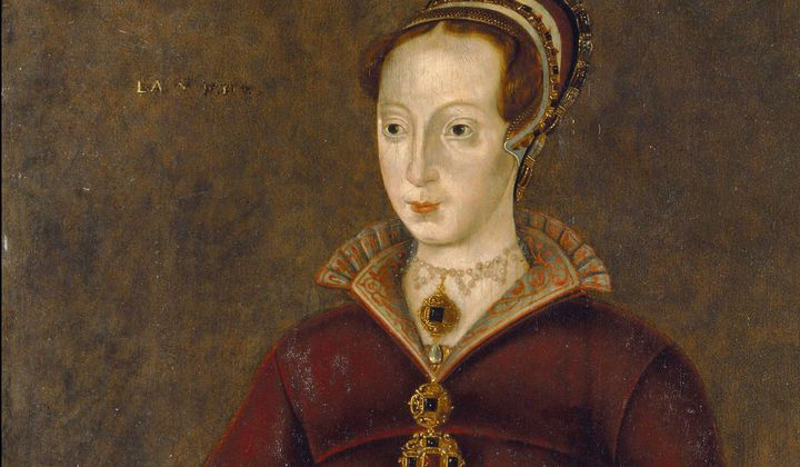 The Tragic Story of England's Nine-Day Queen