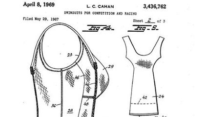The End of Swimsuit Design Innovation