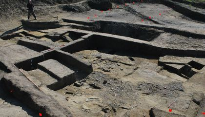 Archaeologists Discover Where Julius Caesar Landed in Britain