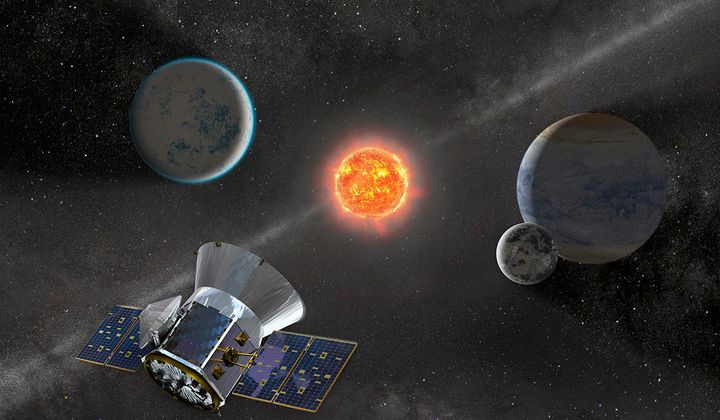 TESS Space Telescope Will Find Thousands of Worlds