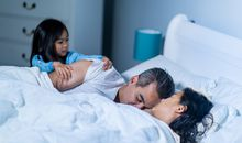 New Parents May Face Up to Six Years of Disrupted Sleep