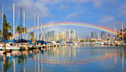 Hawai'i Is Officially the Best Place on Earth to See Rainbows, According to Science